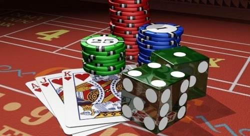 jeux cartes dés jetons